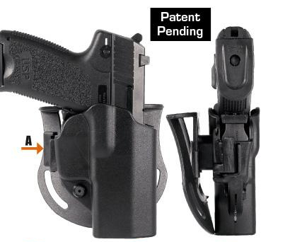 Funda Antihurto Vega Holster Shockwave